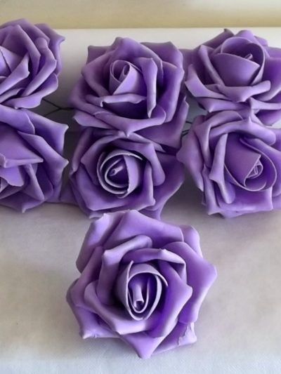 Рози в пакет големи