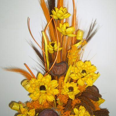 Сухи цветя
