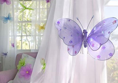 Аксесоари за Декорация, Пеперуди и Папагали