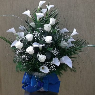 Естествени цветя