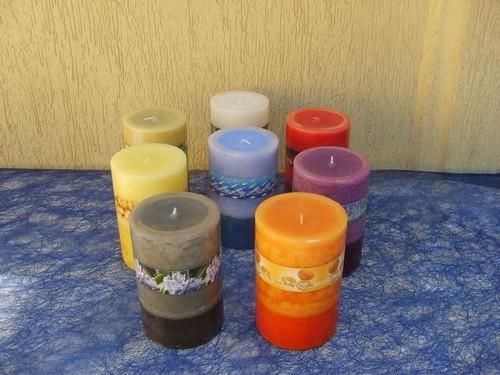 Цилиндрични свещи