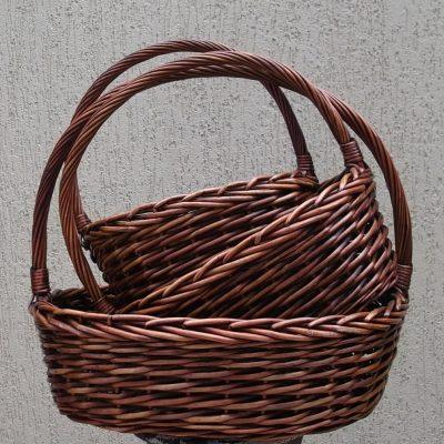 Плетени кошници нови модели