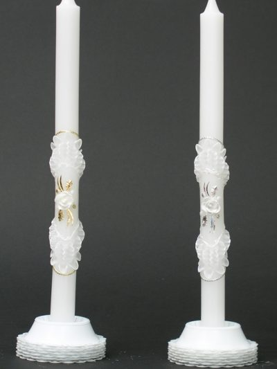 Аранжирани свещи